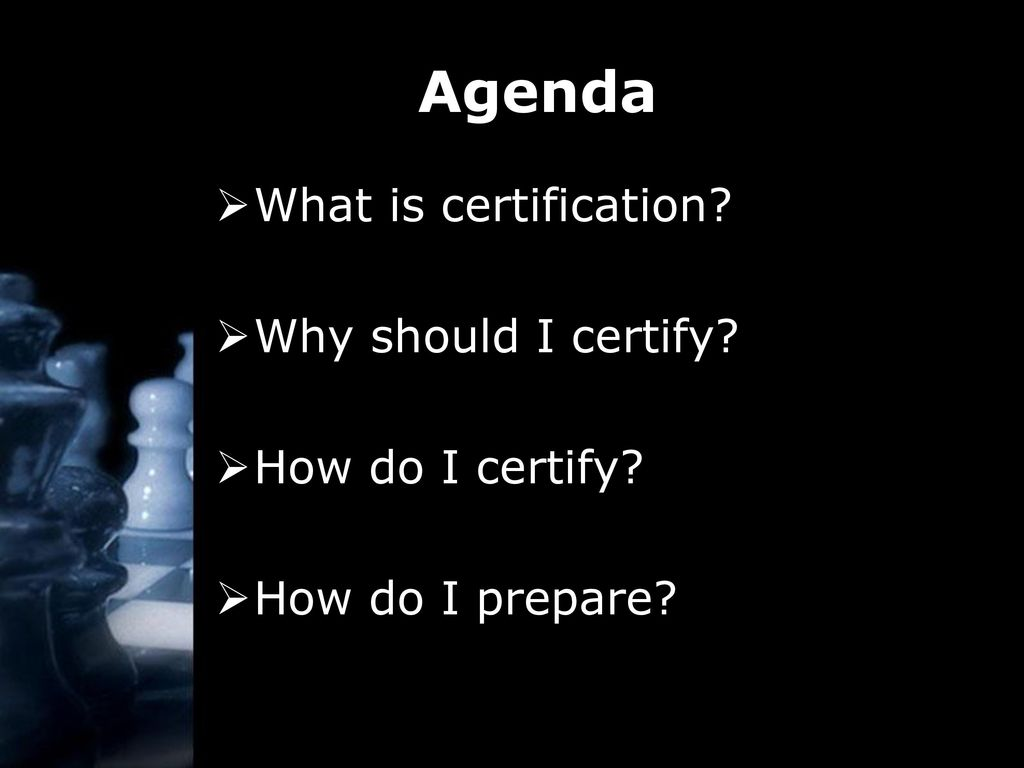 Strategies for passing mostly microsoft certification exams microsoft certification exams 2 agenda xflitez Images