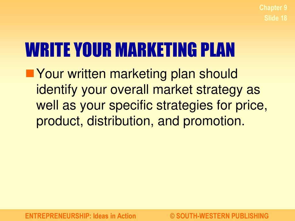Using Marketing Writing to improve Business sales