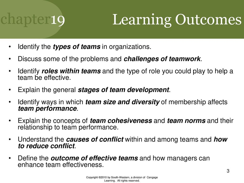 identify and explain causes of conflict You can use this classification to identify possible causes of conflict  if you suspect that team members are experiencing conflict over their roles, explain why .