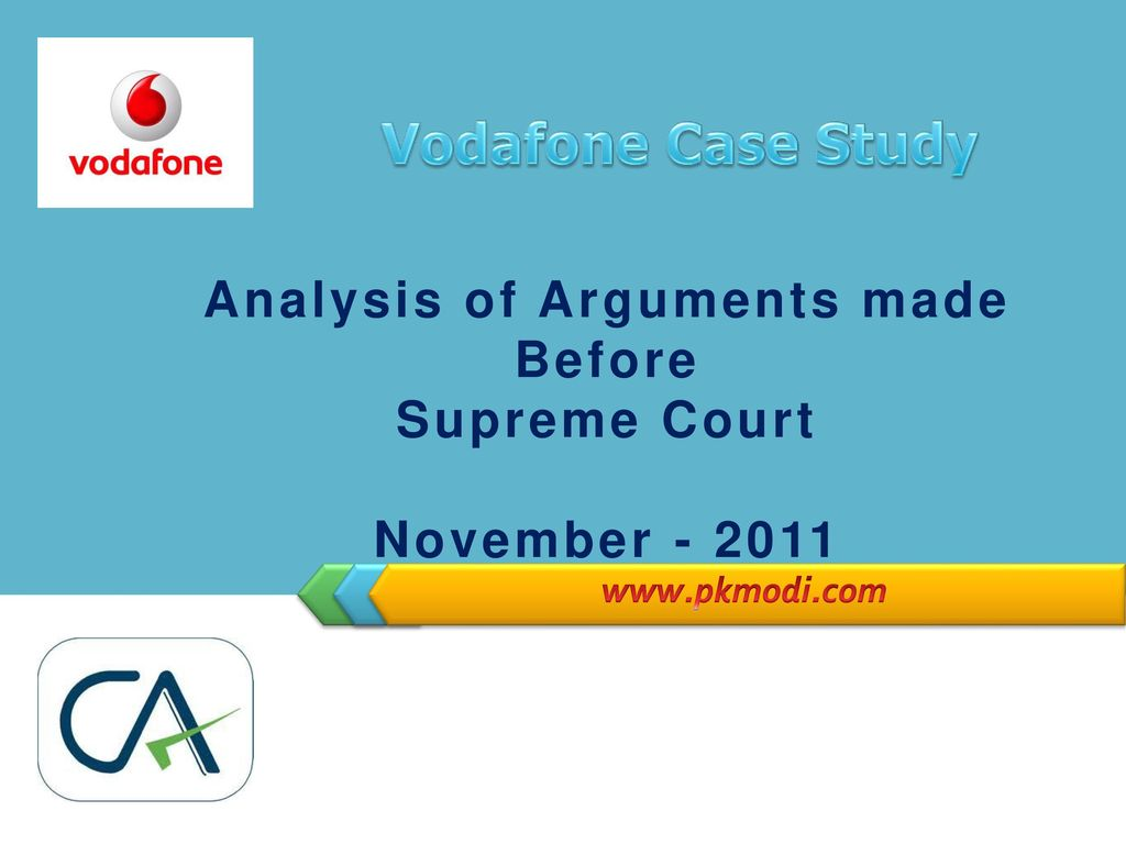 vodafone case study analysis Vodafone india offers many business service that helped enterprises to improve their productivity and efficiency in a cost-effective manner click here to know more.