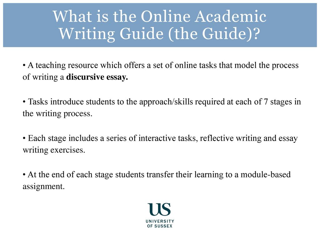 step by step guide to writing an academic essay