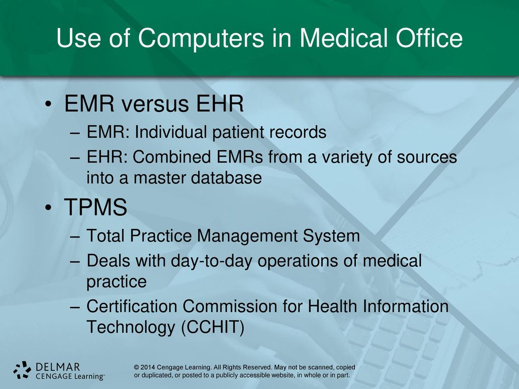 Computers in the ambulatory care setting ppt download 17 use 1betcityfo Image collections