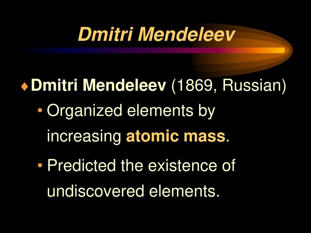 When did dmitri mendeleev publish the periodic table images when did dmitri mendeleev publish the periodic table images when did dmitri mendeleev discover the periodic gamestrikefo Choice Image