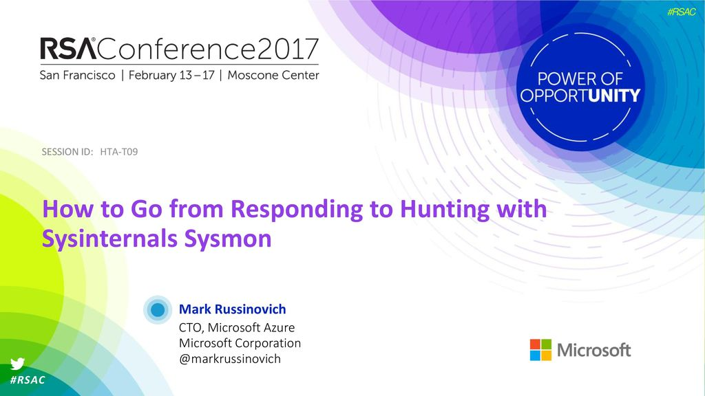 How to Go from Responding to Hunting with Sysinternals Sysmon