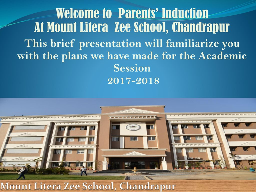 Mount Litera Zee School Chandrapur Ppt Video Online Download