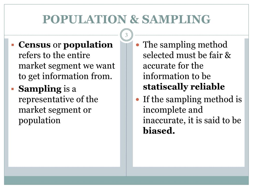 Perfect Present The Survey Methodology And Sampling Frame Used ...