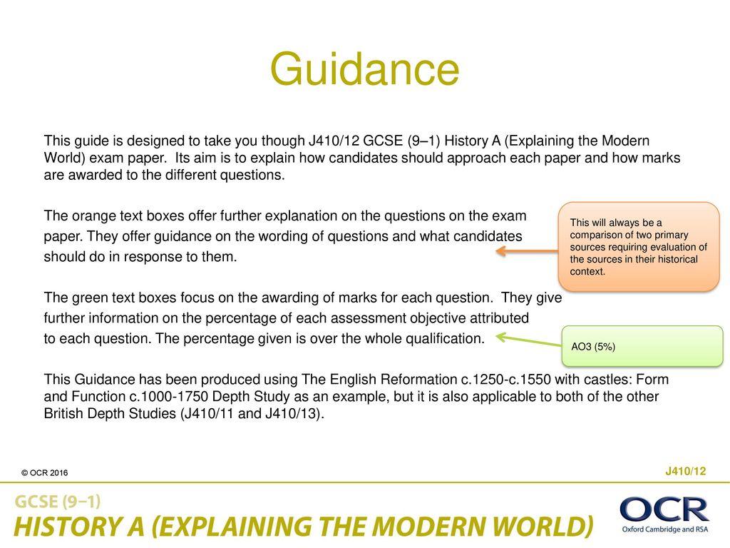 modern question paper
