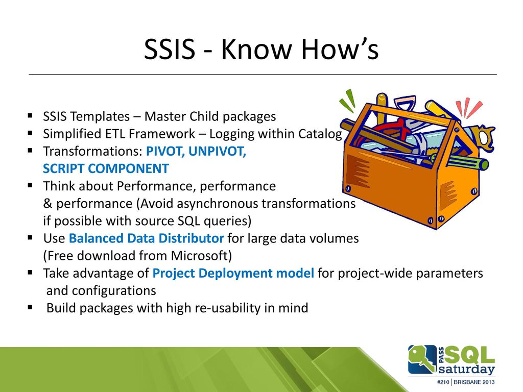 ssis framework template - agile bi with sql server ppt video online download