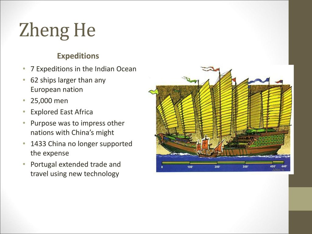 Zheng He Expeditions 7 Expeditions in the Indian Ocean