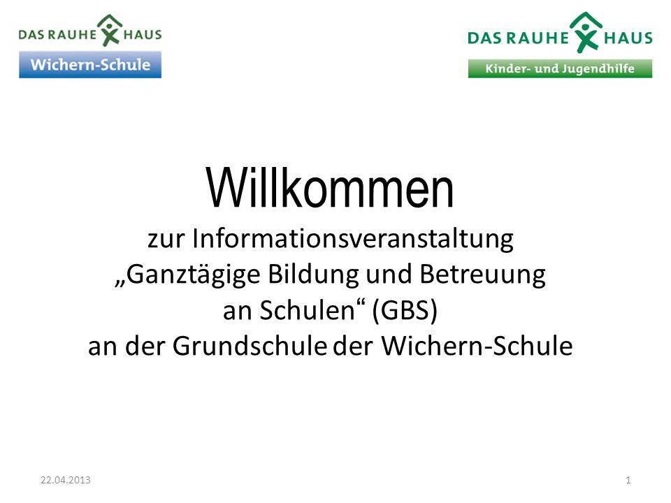 Willkommen zur Informationsveranstaltung