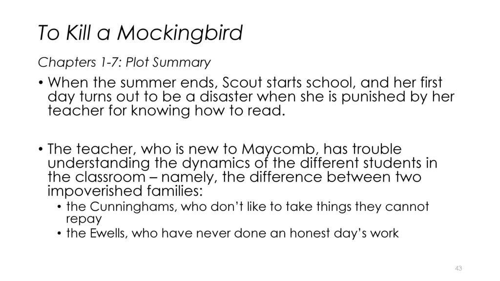 short summary of to kill a mockingbird by harper lee