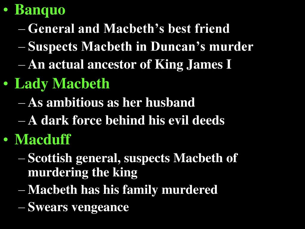 macbeth of scotland and evaluate lady Evaluate the difference in the projected outcome and the eventual outcomes based upon macbeth and lady macbeth's ambition macbeth and power macbeth is interested in exploring the qualities that distinguish a good ruler from a tyrant (what macbeth clearly becomes by the play's end.