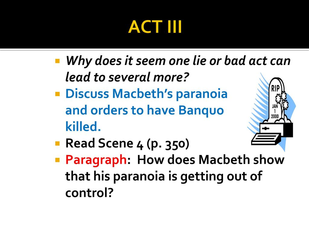 macbeth is in control of his What dramatic techniques does shakespeare use to create a sense that macbeth is not in control of his own thoughts and deeds during the 16th century the amazing.