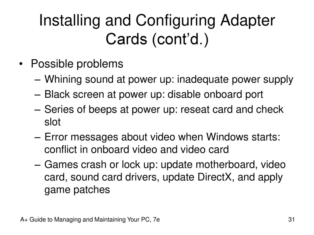 Fantastic Pc Power Supply Troubleshooting Guide Adornment ...