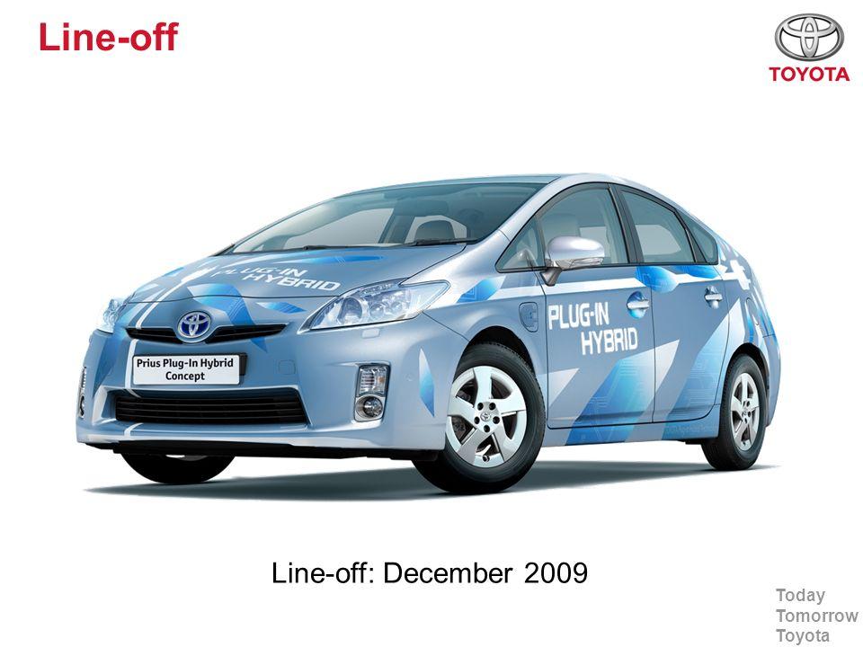 Line-off Line-off: December 2009