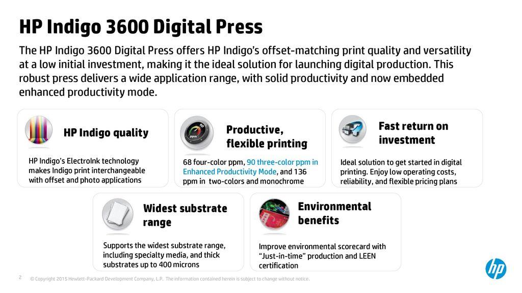 printing press environment