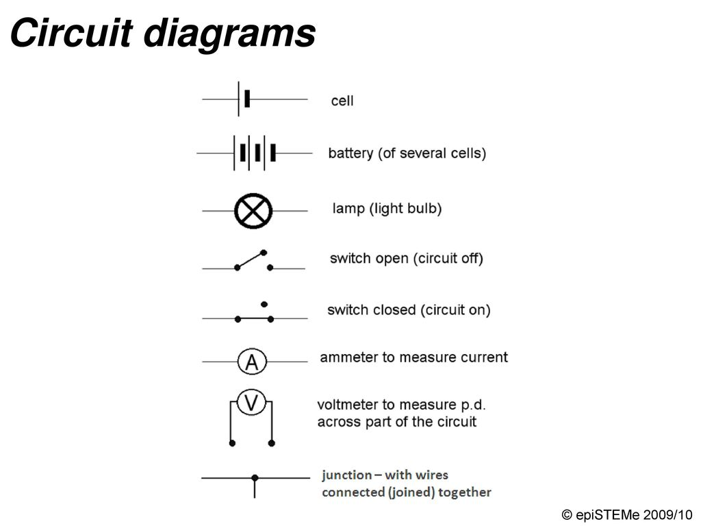 Four Circuits Draw A Line From Each Electrical Circuit To The Open Series Diagram Big
