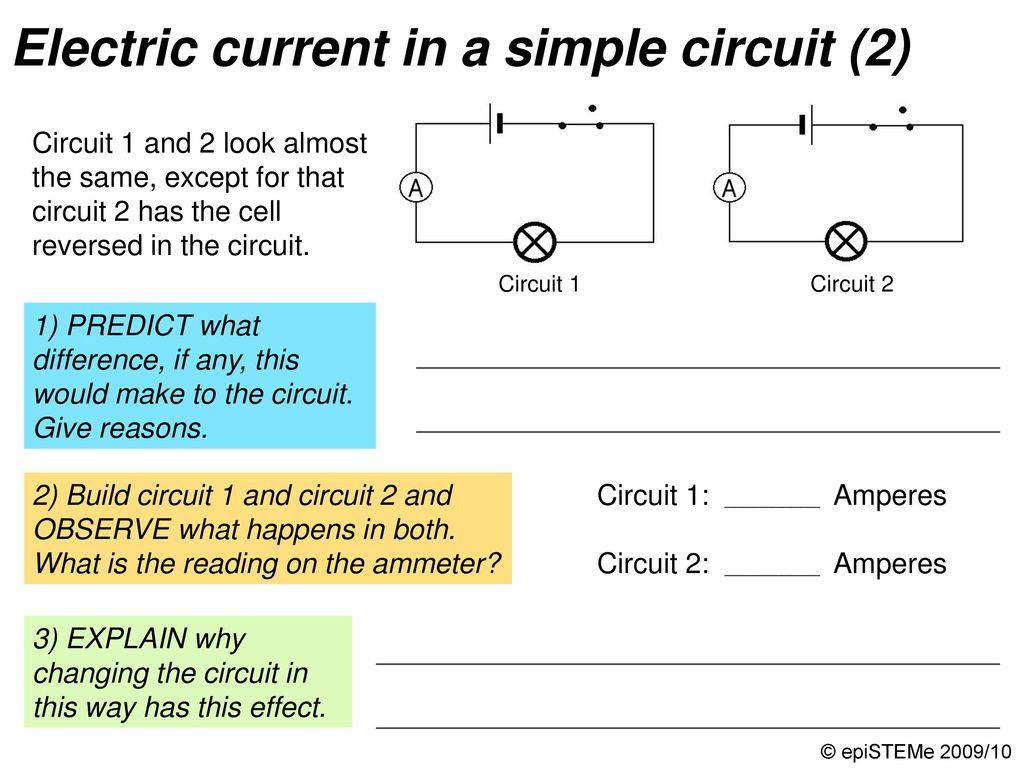 four circuits draw a line from each electrical circuit to theHappen Read On For A Brokendown Explanation Of Electrical Circuits #3
