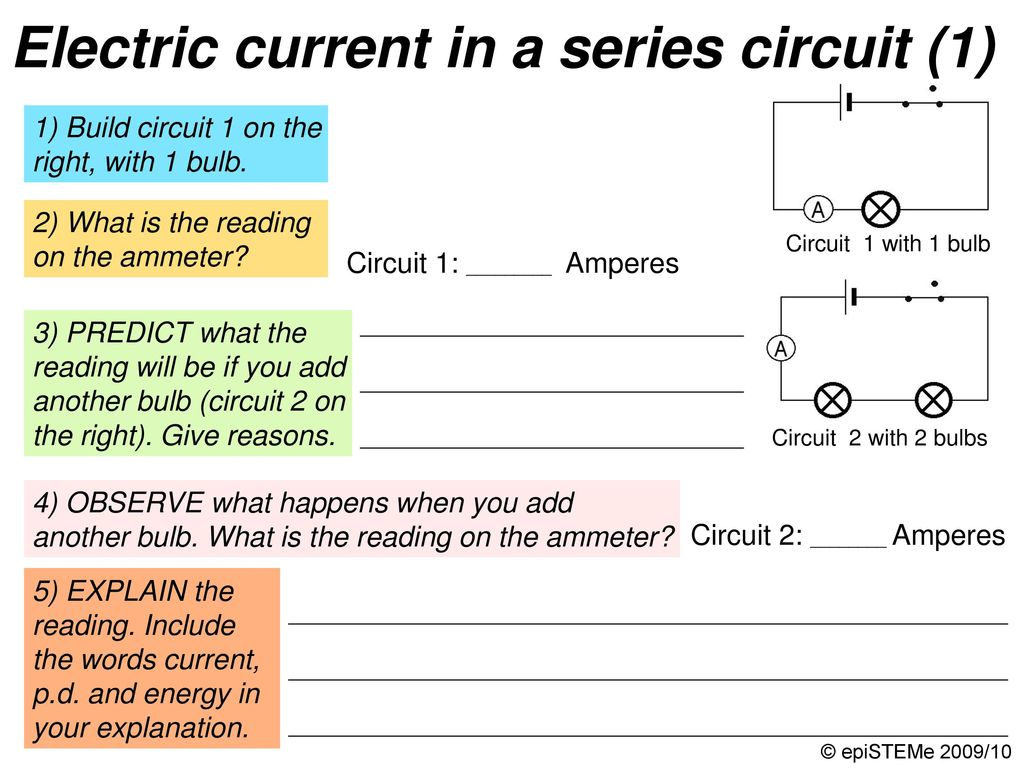 four circuits draw a line from each electrical circuit to theHappen Read On For A Brokendown Explanation Of Electrical Circuits #7