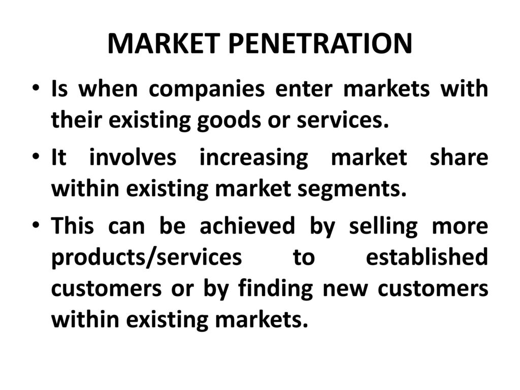 product market expansion grid igor ansoff Breaking down the ansoff matrix  if your marketing or operations team have not presented you with a product/market expansion grid,  mr igor ansoff.
