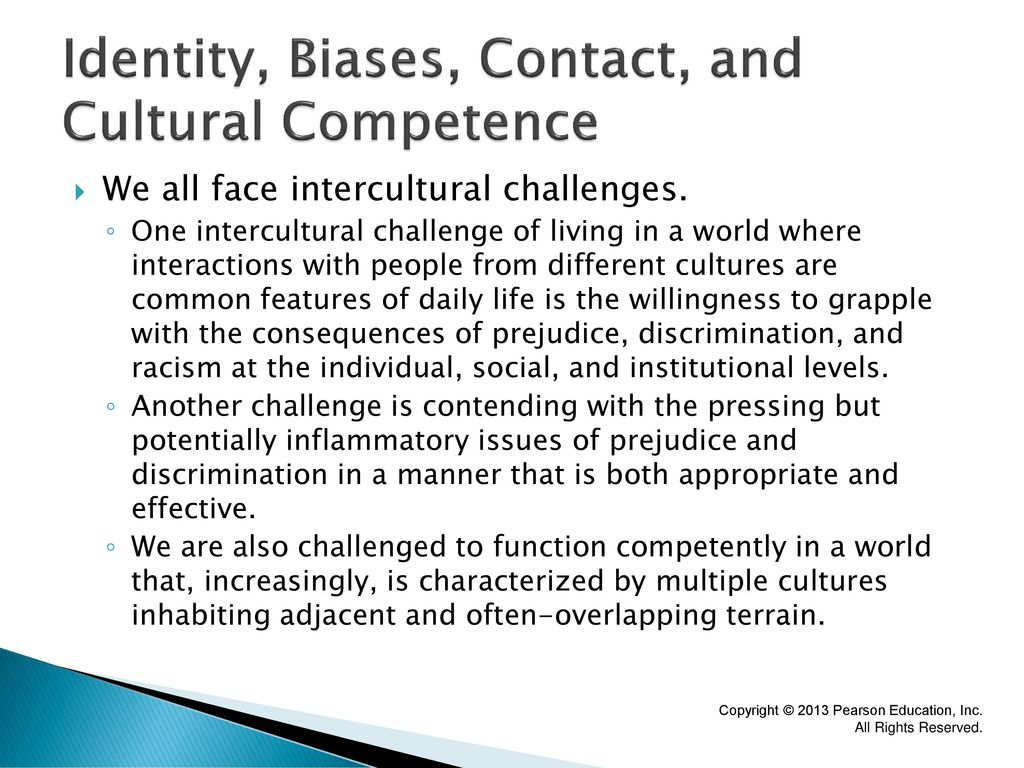 Module 7: Cultural Differences and Cultural Understanding