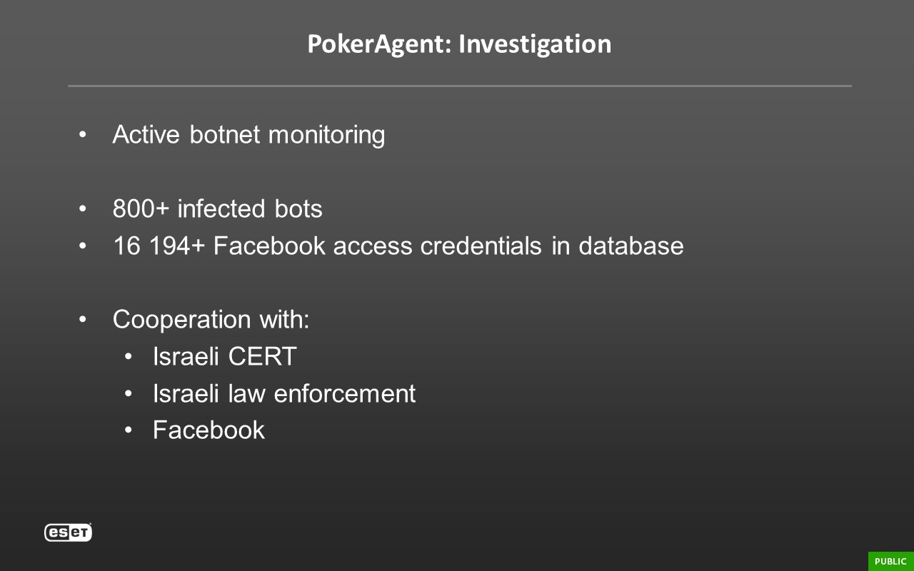 PokerAgent: Investigation