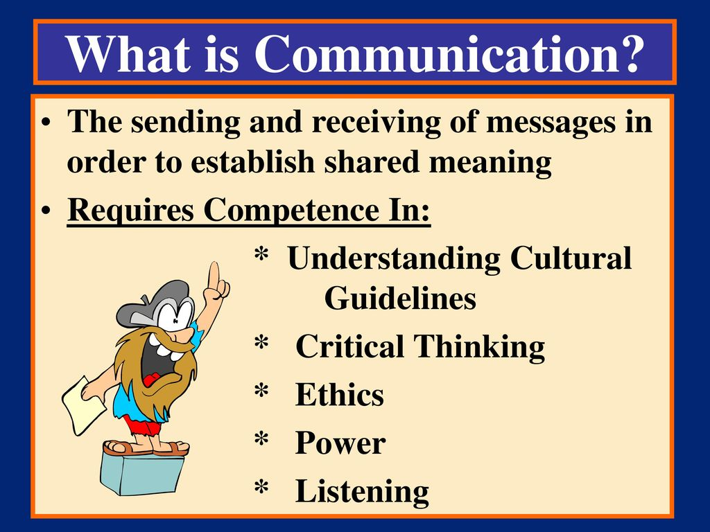 what is communication competence Addressing issues related to communication competency for internationally educated health professionals in ontario, canada.