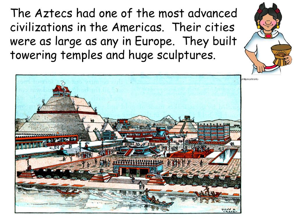 the aztec an advanced civilization Fact: they had an advanced system for writing and keeping records the aztecs had their own language and it was called n'ahuatl, the alphabet for this language was a form of picture writing knowledge on how to write things down was very specialized and was mostly performed by learned scribes and priests, who had the needed training.