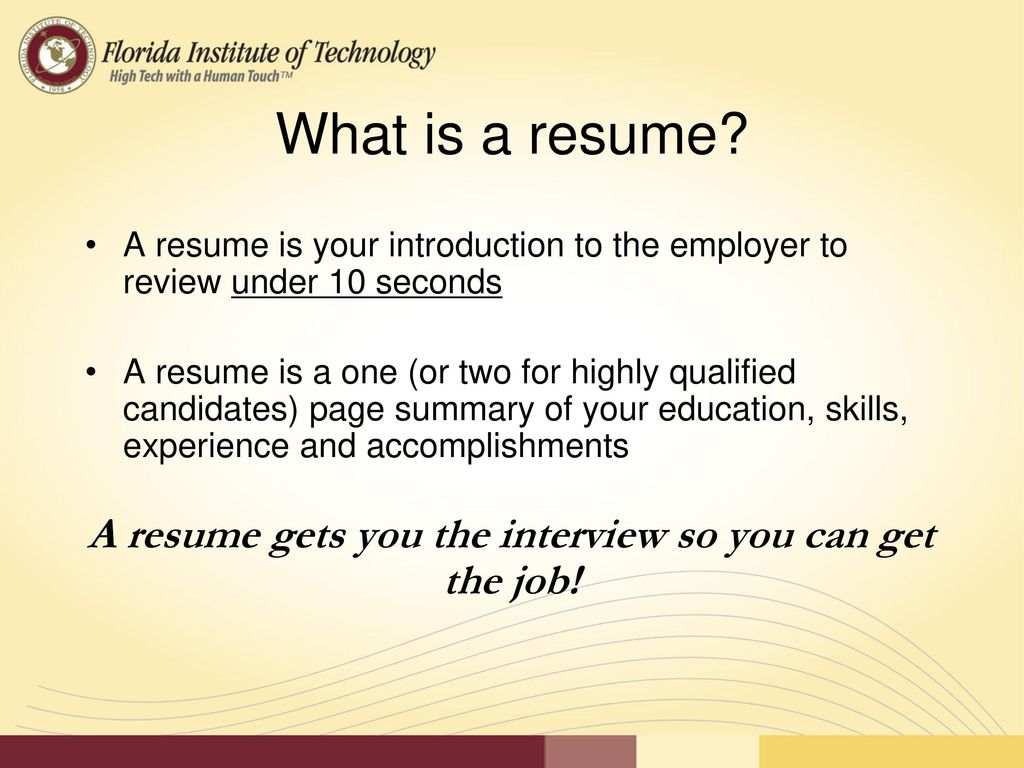 creating an effective resume  u0026 cover letter