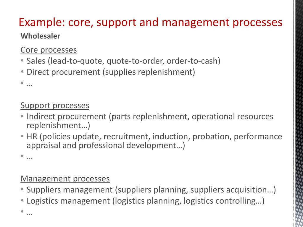 MTAT Business Process Management Lecture 1