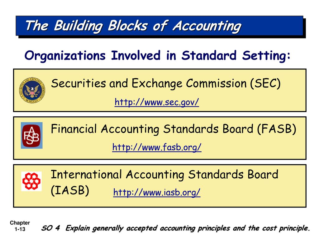 accounting standard setting