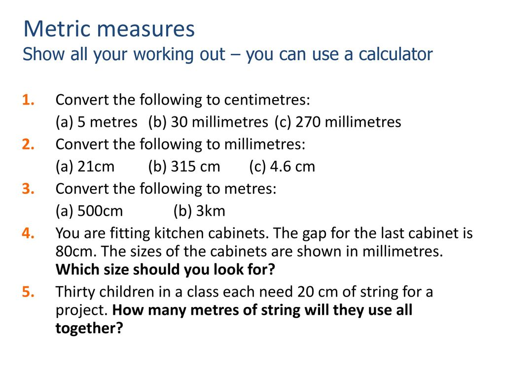 Problem solving with decimals ppt download 4 metric nvjuhfo Gallery