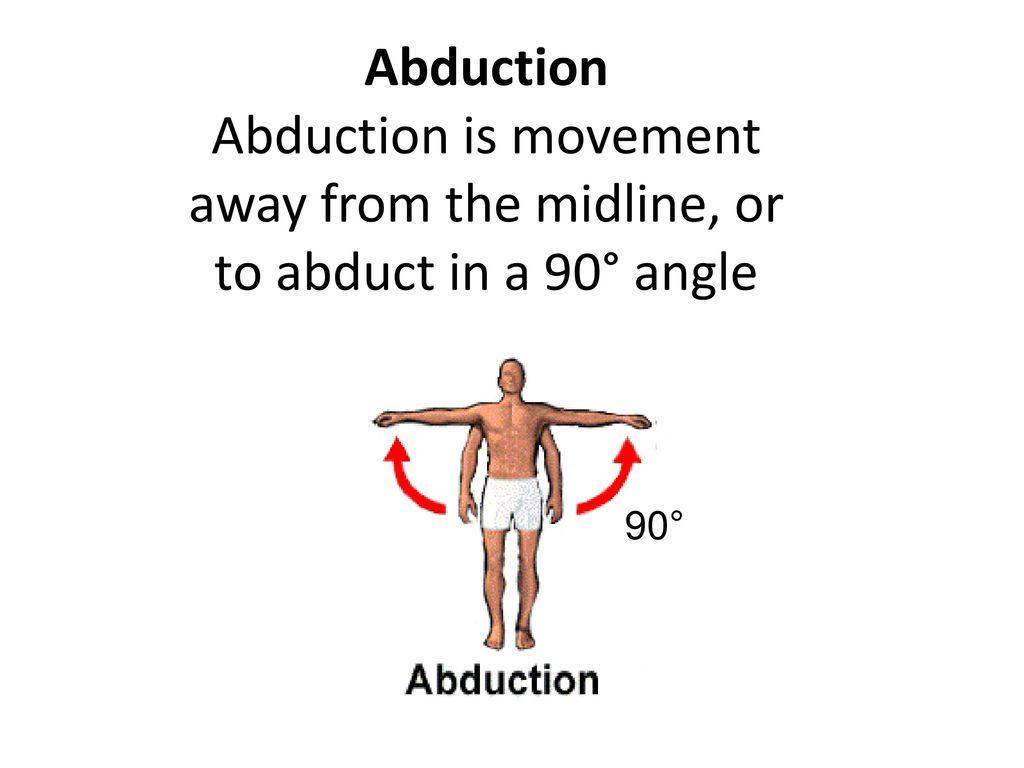 Definition of flexion in anatomy