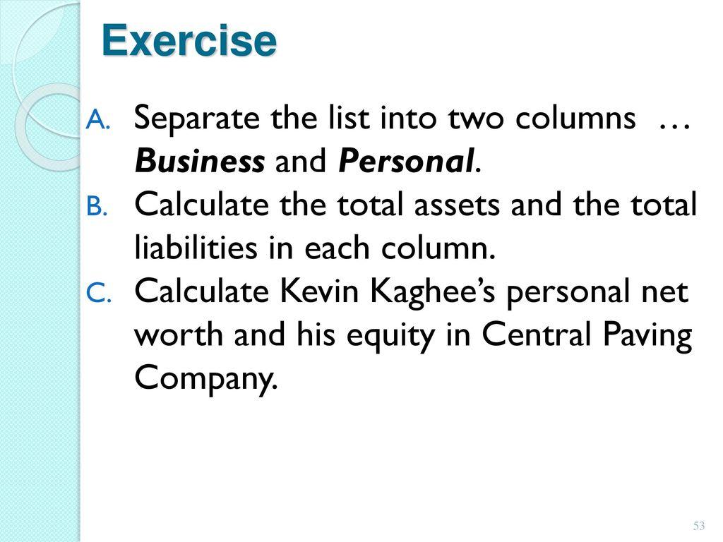 business net worth calculator akba greenw co