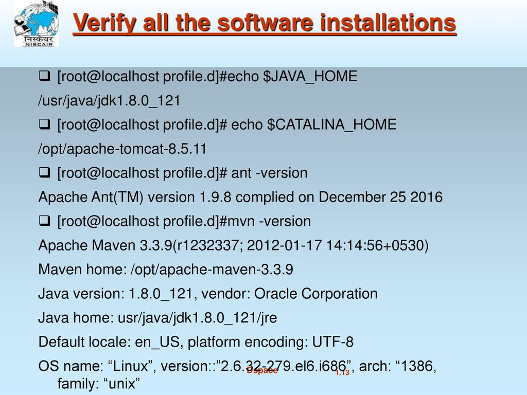 echo java home