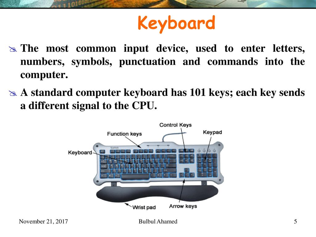 Standard keyboard symbols gallery symbol and sign ideas standard input devices ppt download 5 keyboard buycottarizona buycottarizona