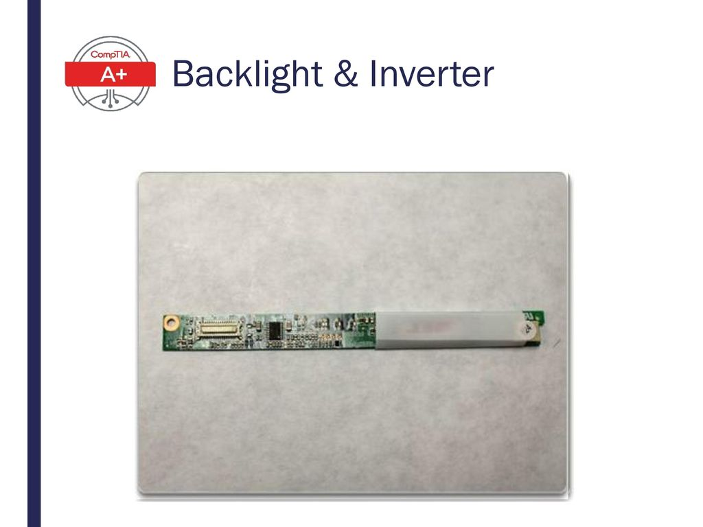 Backlight & Inverter
