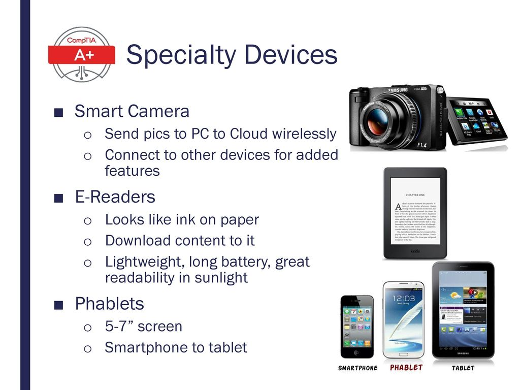 Wearables Wearable devices are clothing or accessories that have miniature computing devices. Smart watches.