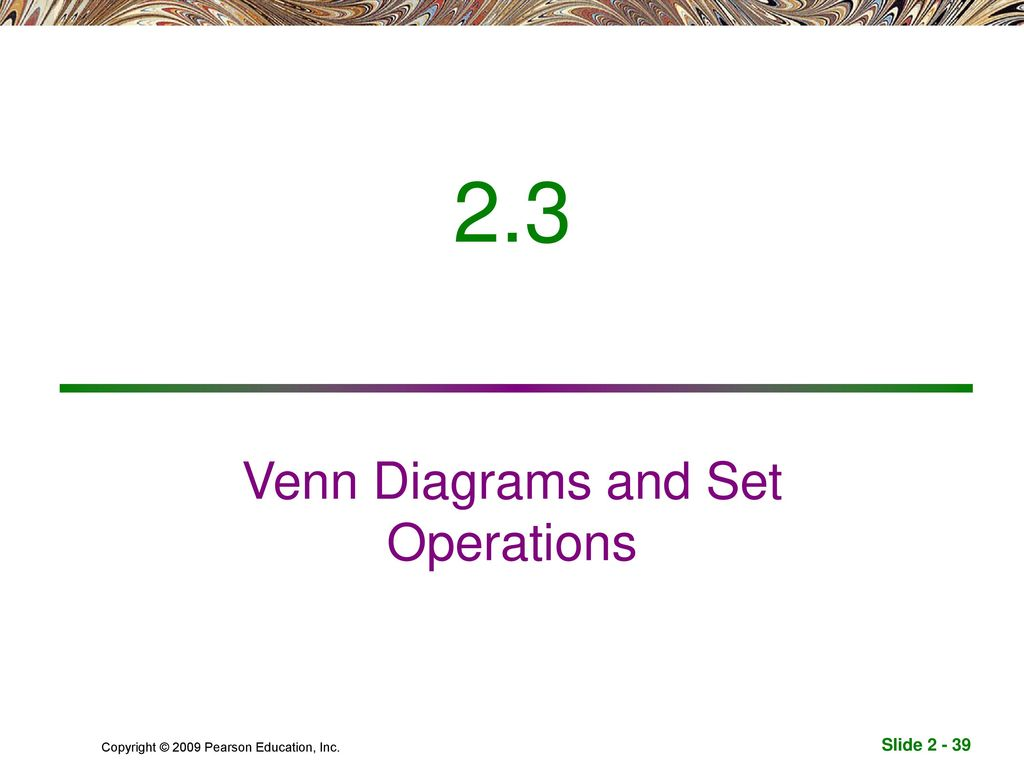 Welcome to mm150 unit 2 seminar ppt download venn diagrams and set operations pooptronica