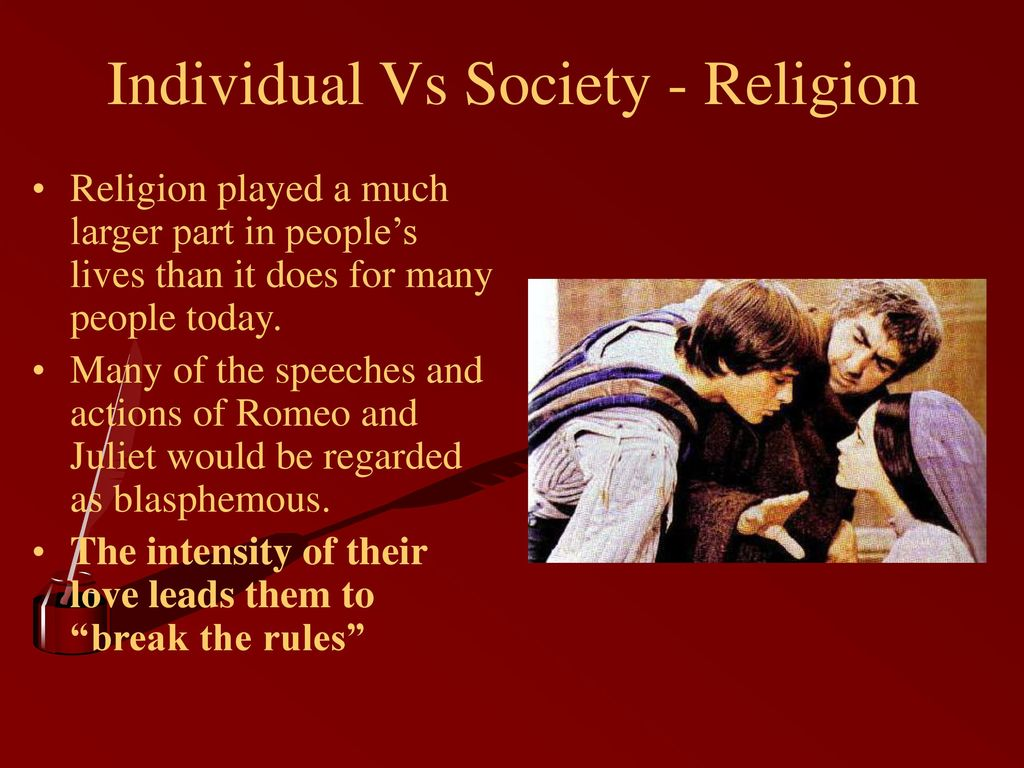 individual vs society Analysis of the relationship between the individual and society long predates the  development of sociology dating back to the 17th century the focus is on the.