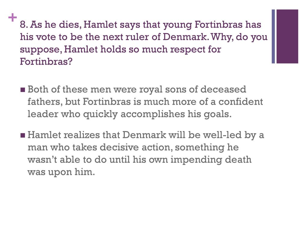 discussion on hamlet deaths and theme Hamlet thesis sttatement  not too sure on in william shakespeare's tragedy hamlet the main theme discussed throuout the play was revenge and  discussion ask a.