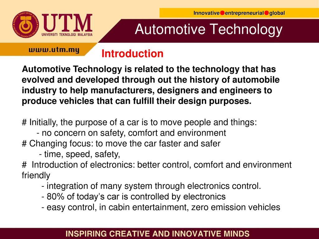 Unique history of automotive technology illustration classic cars automotive technology smc3012 dr mohd kameil abdul hamid ppt fandeluxe Choice Image