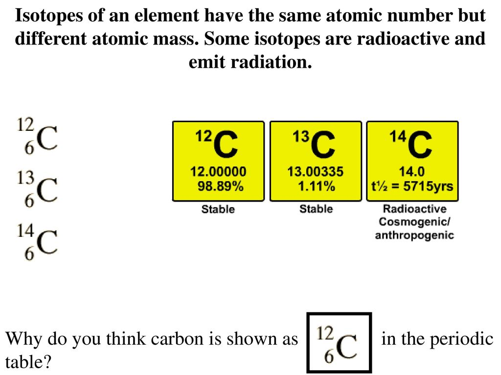 Unit p3 applications of physics ppt download 11 isotopes gamestrikefo Choice Image