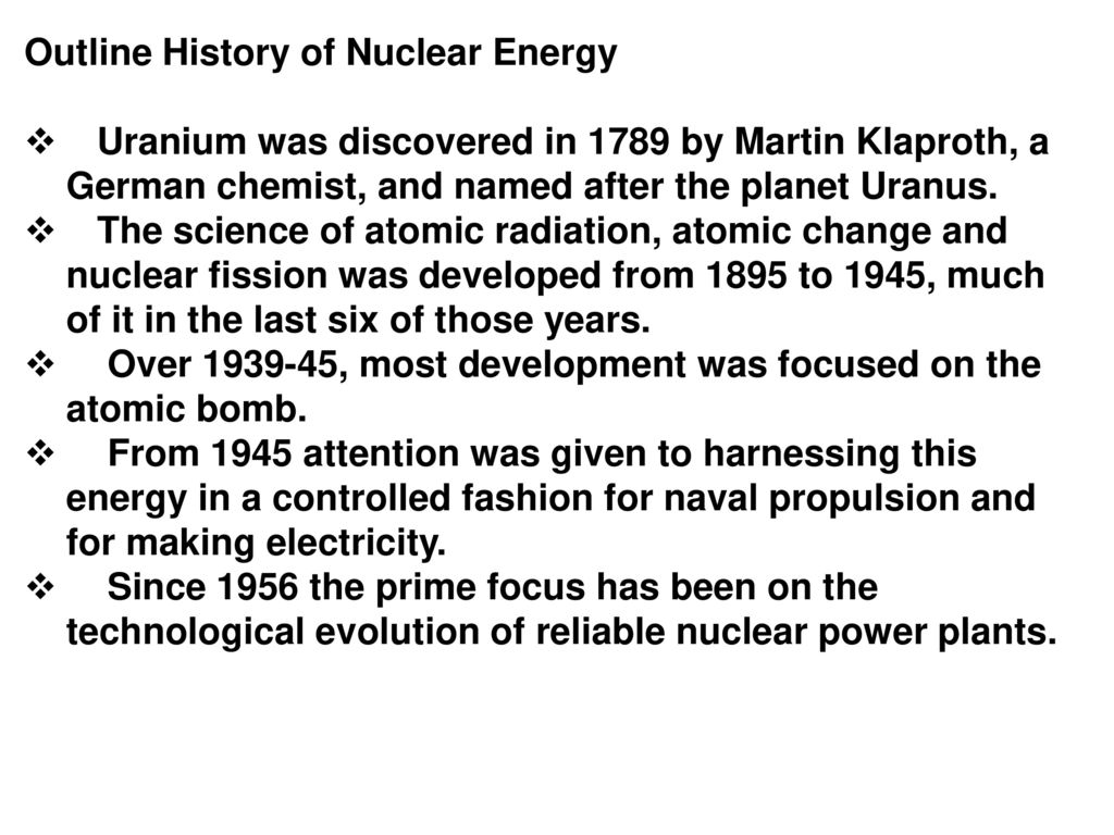 the history and developments surrounding nuclear energy Wild sf history video a century ago  recent developments surrounding the south  south china sea during a visit centered on cooperation over north korea's.