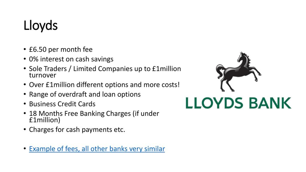Lloyds tsb business credit card payments images card design and business finance funding business banking ppt download 22 lloyds reheart images colourmoves Images