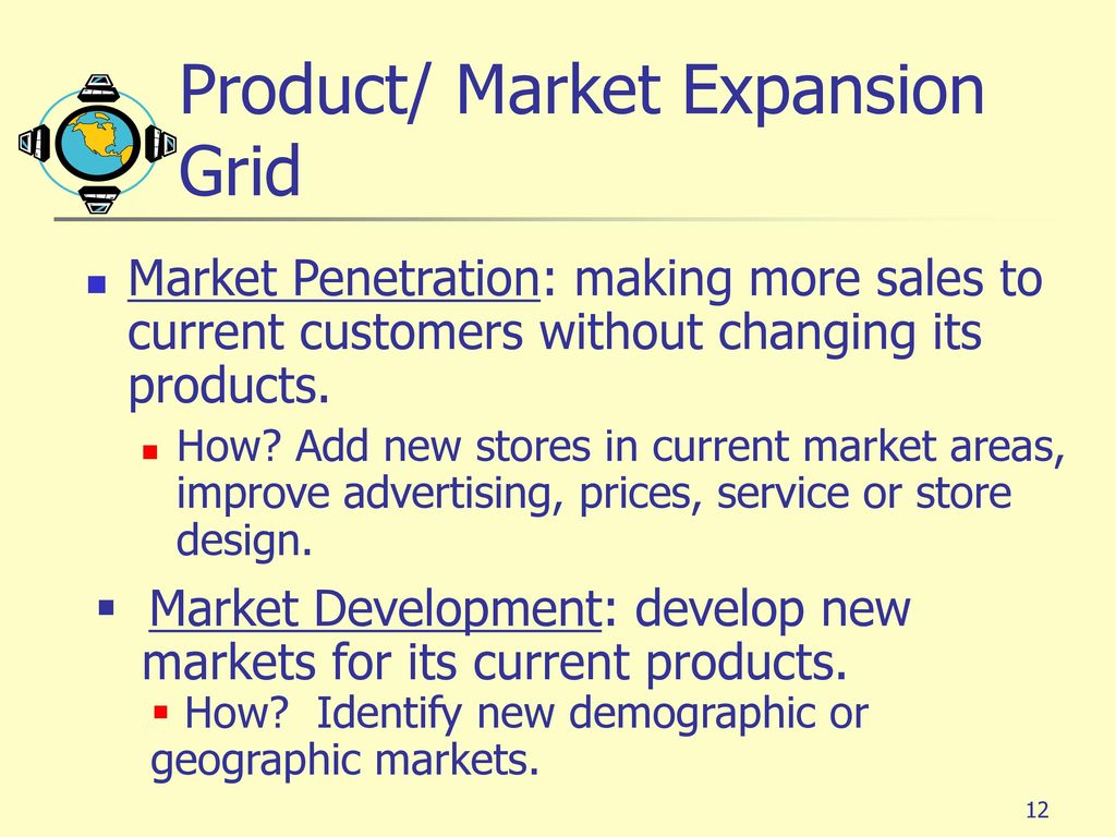 Walmart market possible which penetration