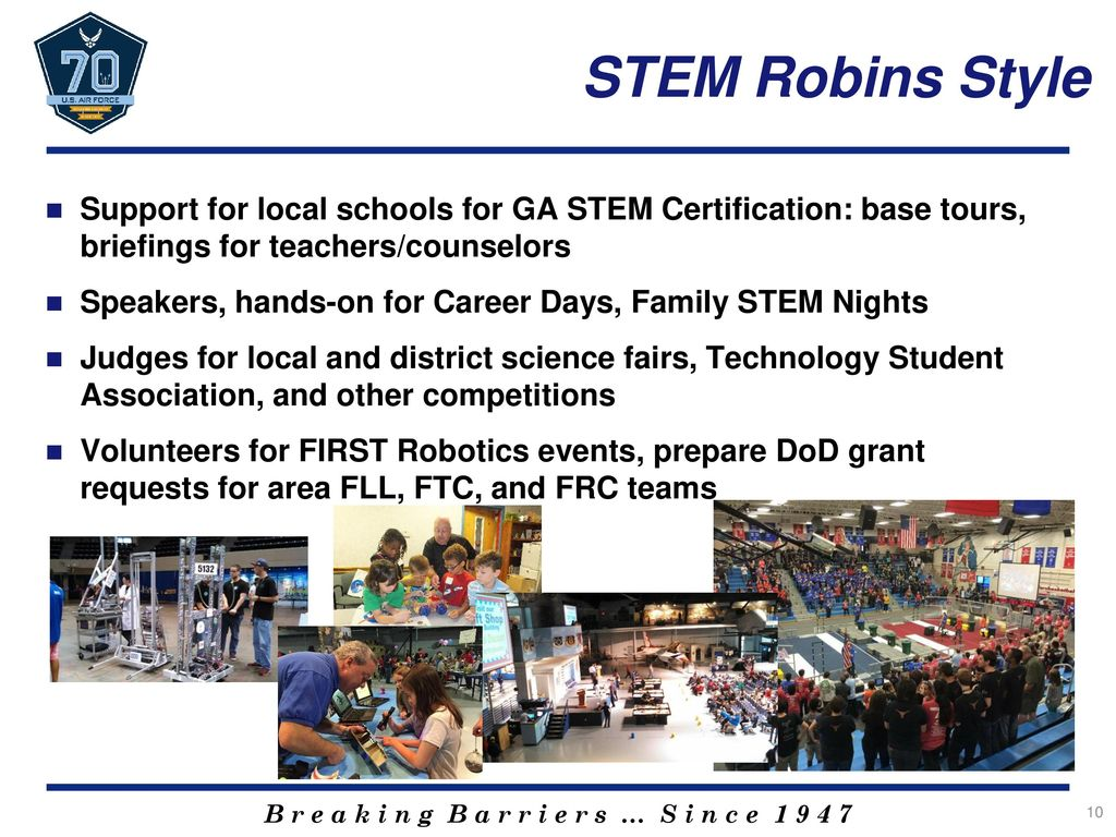 K 12 stem outreach robins style jamie cook afmc afscenrw robins 10 stem xflitez Image collections