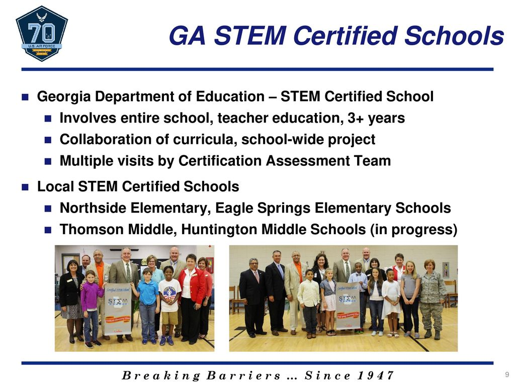 K 12 stem outreach robins style jamie cook afmc afscenrw robins ga stem certified schools xflitez Image collections