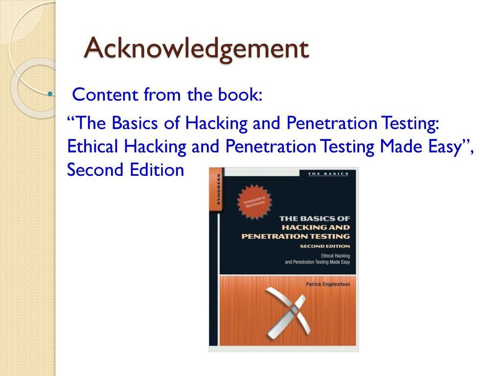 kali linux hacking book pdf