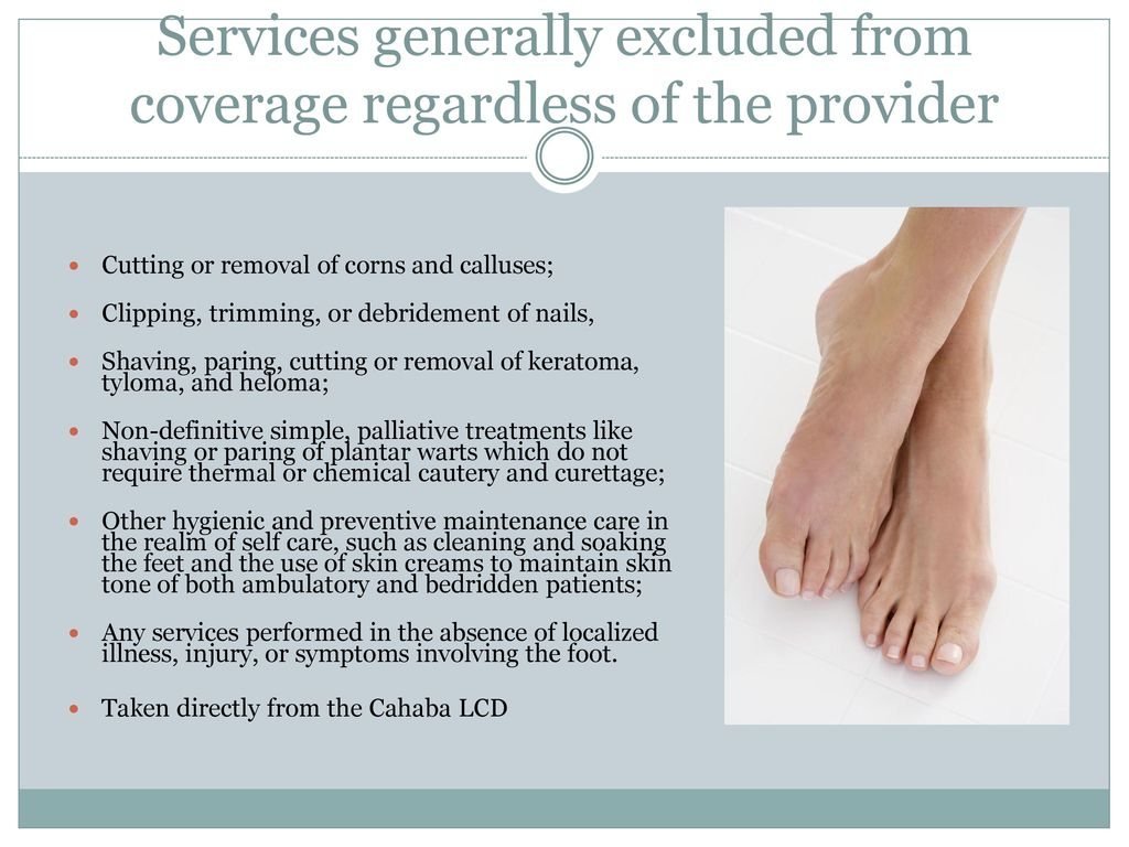 No such thing as Routine Foot Care - ppt download